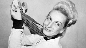 Věra Cáslavská: la ginnasta che abbassò il capo