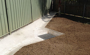 Drainage | AAA Landscaping & Property Maintenance Cairns - Earlville - Gordonvale - Edge Hill - Trinity Beach - Palm Cove - Smithfield - Redlynch | Fencing & Gates