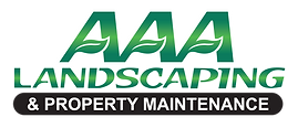 Logo | AAA Landscaping & Property Maintenance Cairns - Earlville - Gordonvale - Edge Hill - Trinity Beach - Palm Cove - Smithfield - Redlynch | Aluminium Pool Fence