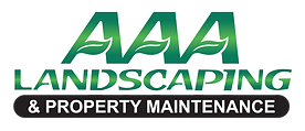 Logo | AAA Landscaping & Property Maintenance Cairns - Earlville - Gordonvale - Edge Hill - Trinity Beach - Palm Cove - Smithfield - Redlynch | Drainage