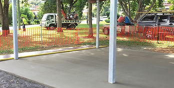 Concreting After | AAA Landscaping & Property Maintenance Cairns - Earlville - Gordonvale - Edge Hill - Trinity Beach - Palm Cove - Smithfield - Redlynch | Fencing & Gates