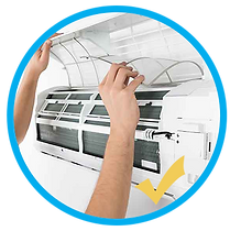 Cairns Split Air Conditioning | Installations and Hydro Clean Services | Split System | Hydro Clean Cairns Cassette & Split System | After