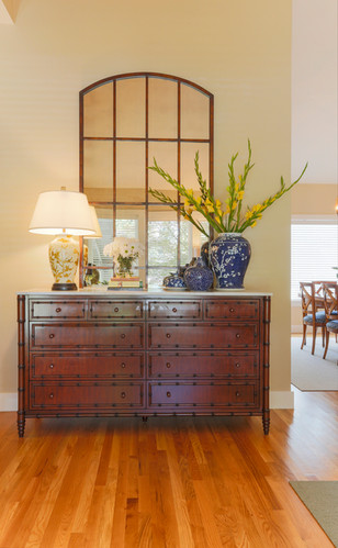"""Two Words...""""Southern Living"""" Our clients dream was to have a piece of the south in her PNW home."""