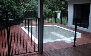 Pool Fence | AAA Landscaping & Property Maintenance Cairns - Earlville - Gordonvale - Edge Hill - Trinity Beach - Palm Cove - Smithfield - Redlynch | Fencing & Gates
