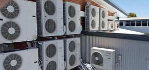 Cairns Split Air Conditioning | Installations and Hydro Clean Services | Split System | roof top install