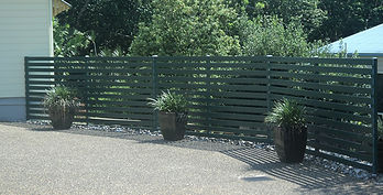 Slat Fencing | AAA Landscaping & Property Maintenance Cairns - Earlville - Gordonvale - Edge Hill - Trinity Beach - Palm Cove - Smithfield - Redlynch | Fencing & Gates