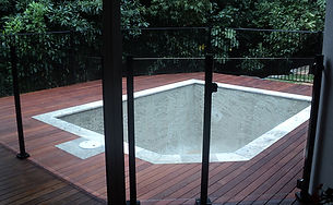 Glass Pool Fence | AAA Landscaping & Property Maintenance Cairns - Earlville - Gordonvale - Edge Hill - Trinity Beach - Palm Cove - Smithfield - Redlynch | Fencing & Gates