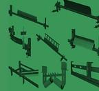 Conveyor Belt Scrapers