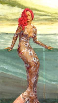 Rihanna Mermaid