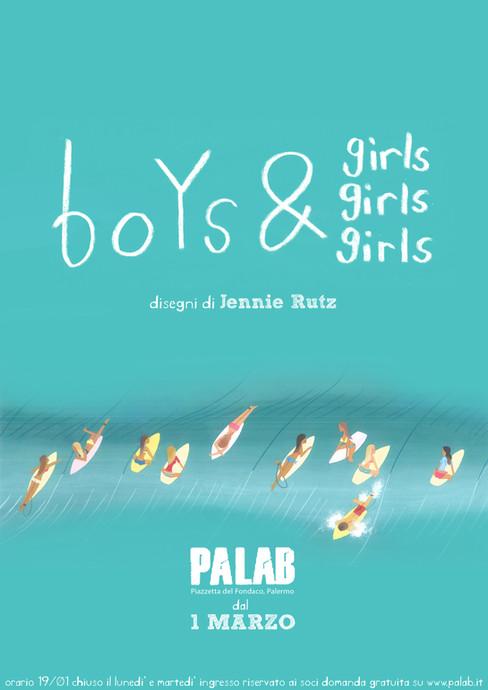 boys & girls, girls, girls