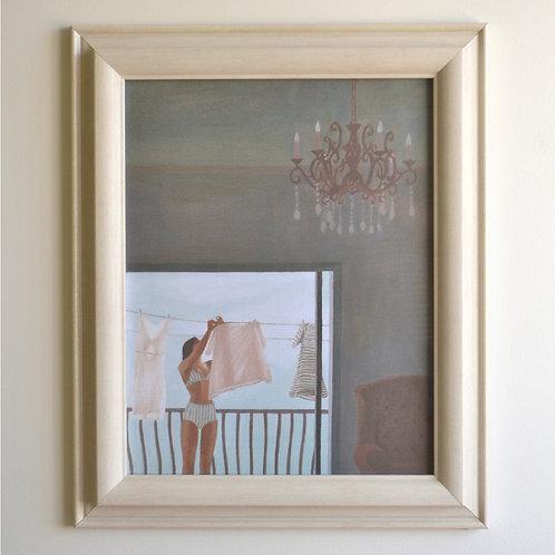 Stende Framed Print- Rectangle
