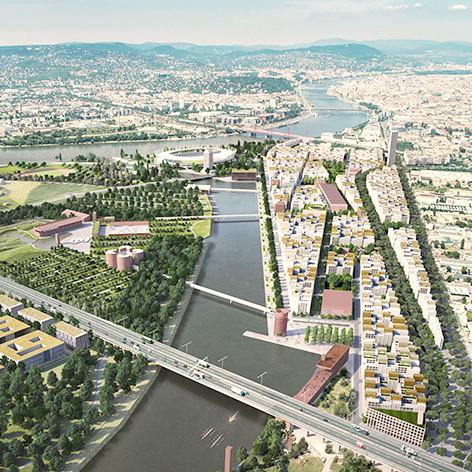 Budapest South Gate