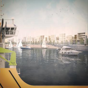 Old Harbour Masterplan