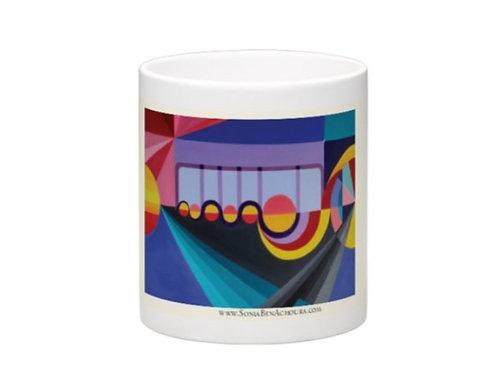 Art Mug 'Optics'