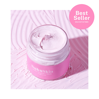 Pink Clay Mask 120g