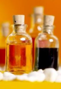 AROMATHERAPY - BLENDING OF ESSENTIAL OILS