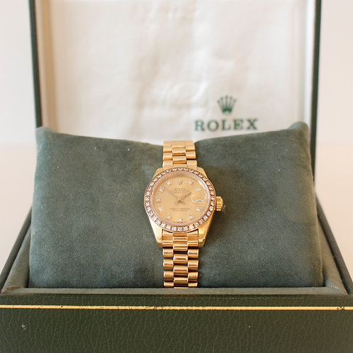 Rolex Oyster Perpetual Datejust WITH Winder