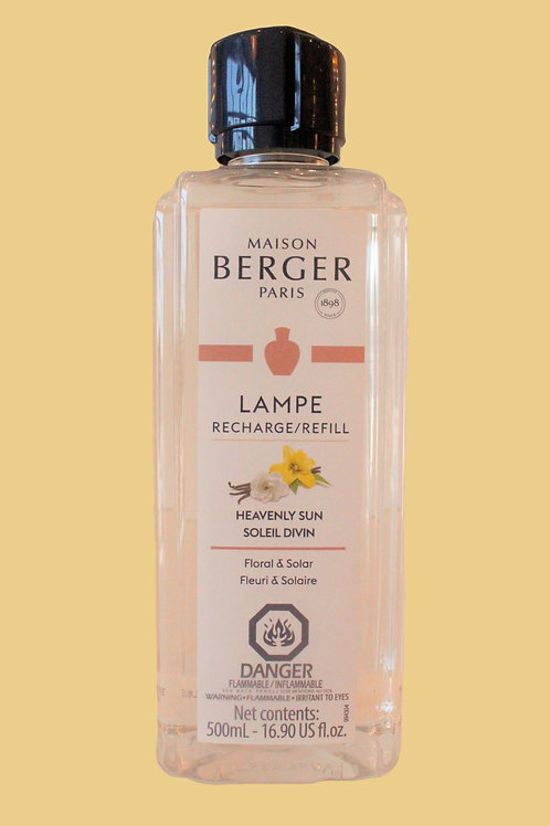 LAMPE REFILL HEAVENLY SUN 500mL
