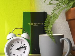 Productivity Project 2019