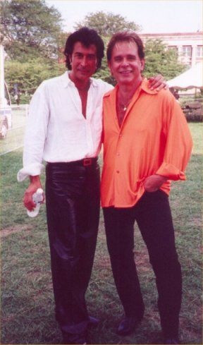 with Lou Christie