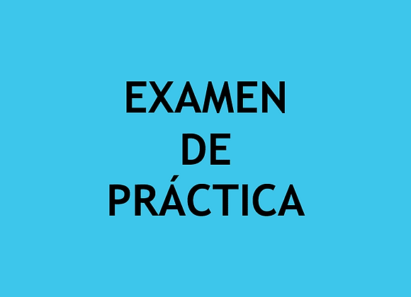 Examen de Práctica (U$)