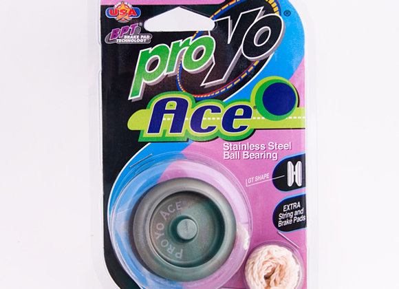 Ace I, 2-Tone Grey/Black in Hard package