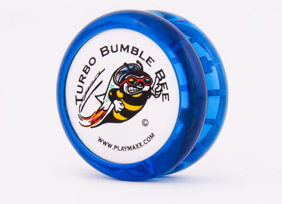 Turbo X-Ray Bee: Blue Translucent