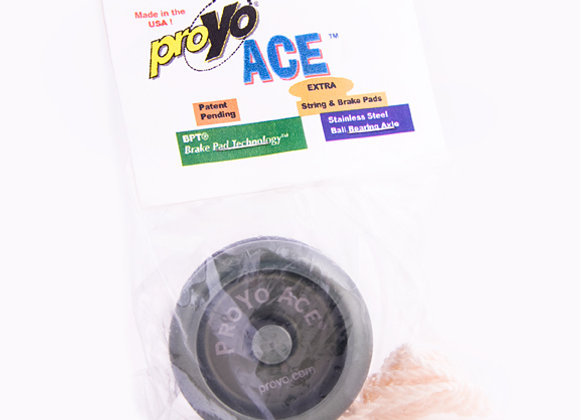 Ace I, 2-Tone Grey/Black in Soft package
