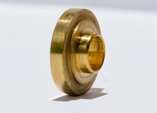 Brass Backstop