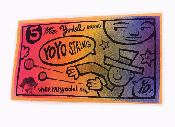 Higby Mr Yodel String Pack