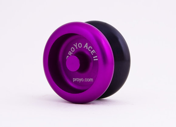 Ace II, 2-Tone Purple/Black
