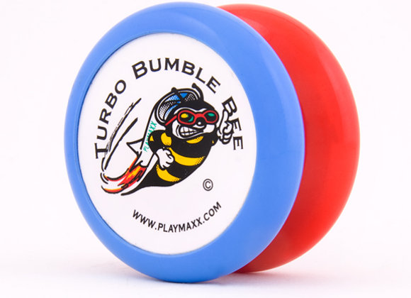 Turbo Bumble Bee GT: Red n' Blue