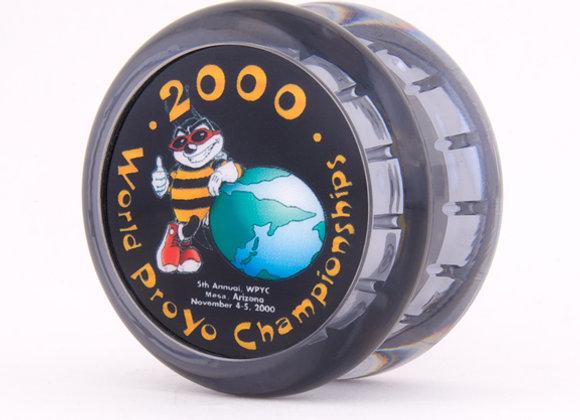 Turbo World's 2000 Bumble Bee GT: Smoke Grey Translucent
