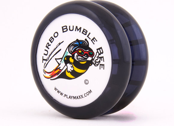Turbo Bumble Bee: Indigo Sky, Translucent