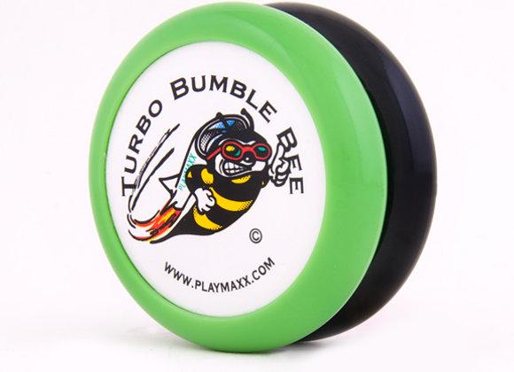 Turbo Bumble Bee: Black n' Lite Green
