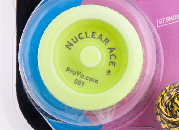 Special Edition Nuclear Ace #001 in Hardback package
