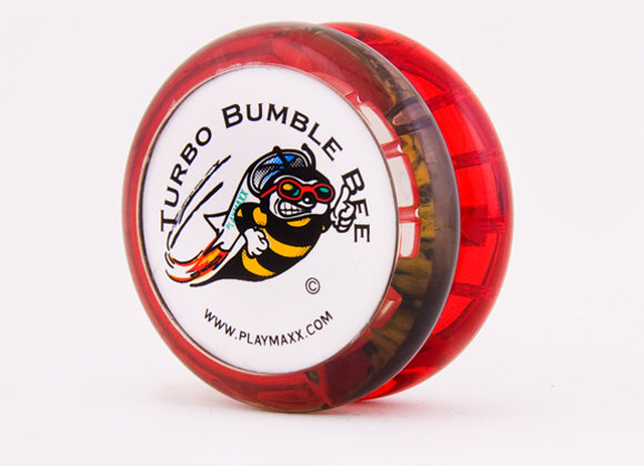 Turbo Bumble Bee: Earth n' Fire Translucent