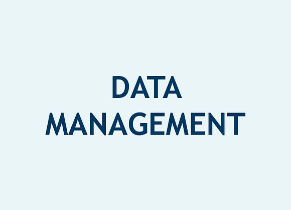 Gestión de Datos (U$)