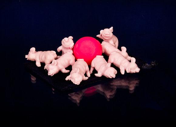 Pig Jax Set