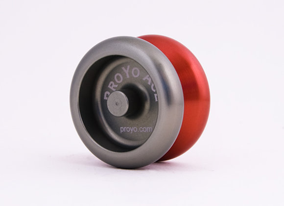 Ace I, 2-Tone Grey/Red