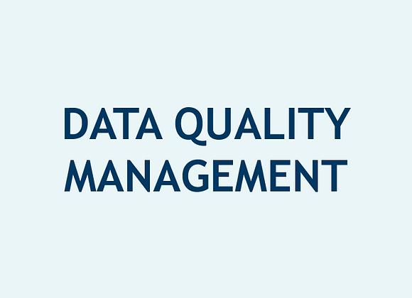 Calidad de Datos (U$)