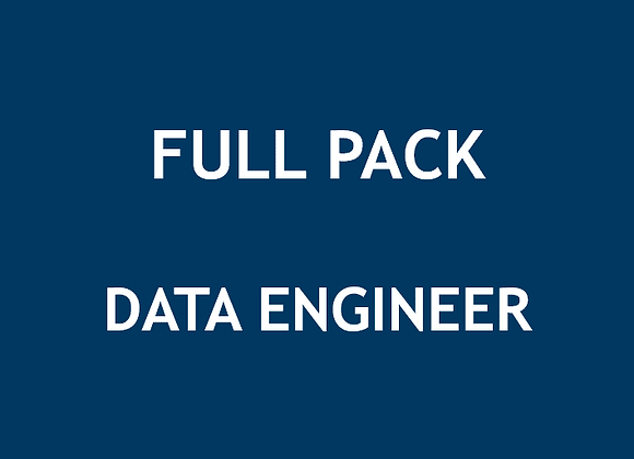 Full Pack Data Engineer (U$)