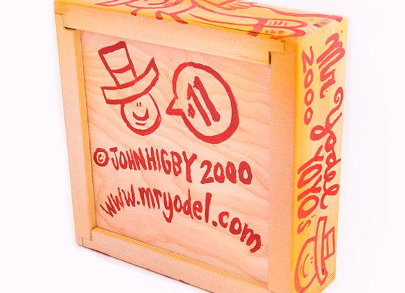 Higby Mr Yodel 2000 Box for Box sets