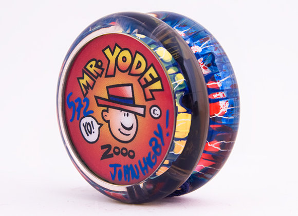 Higby Mr Yodel #572 Galactic Proyo in Tin