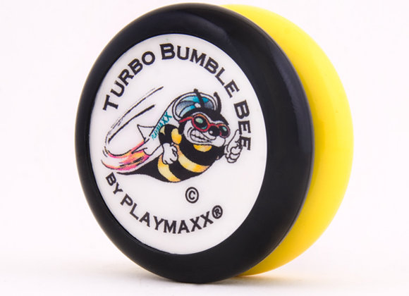 Turbo Bumble Bee: Original Black n' Yellow