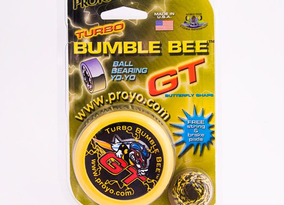 Turbo Bumble Bee GT: Original Soft Package