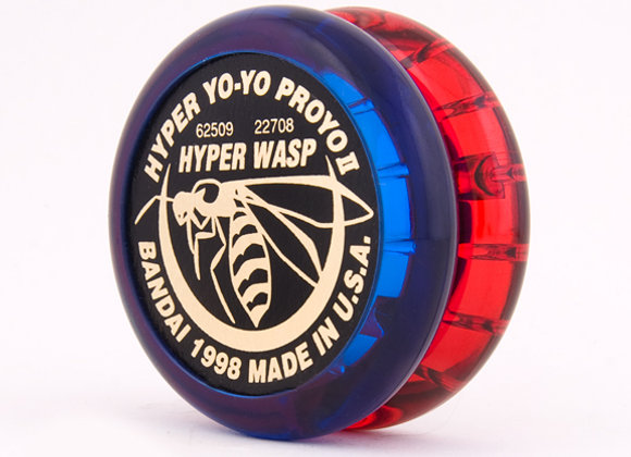 Hyper Wasp: Blue n' Red