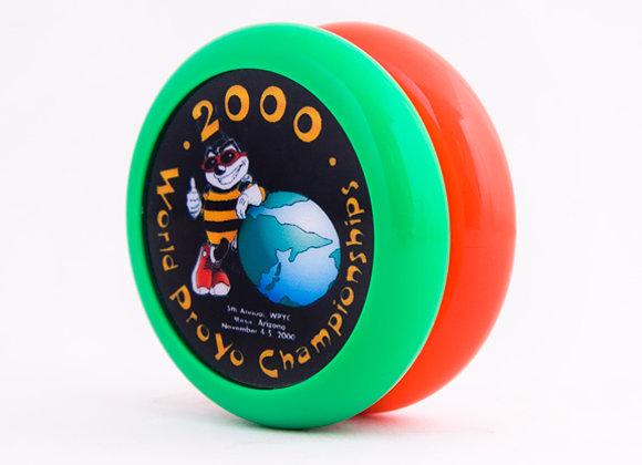 Turbo Bumble Bee: World's 2000
