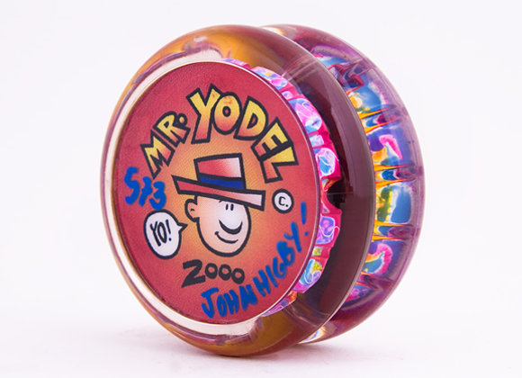 Higby Mr Yodel #573 Galactic Proyo in Tin