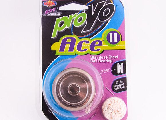 Ace II, Special Edition Nickel/Nickel Plated in Hardback package